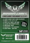 Mayday-Hüllen Premium Card Game Sleeves (50) • 63.5 x 88mm (grün)