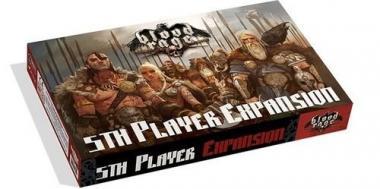 Blood Rage - Erweiterung für den 5. Spieler