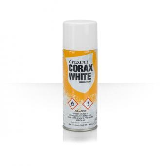 Corax White Grundierspray