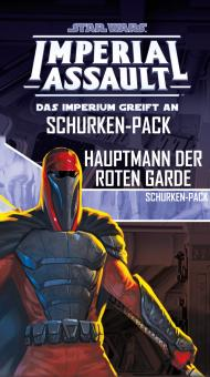 Star Wars: Imperial Assault - Hauptmann der Roten Garde
