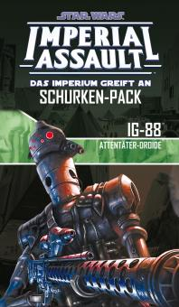 Star Wars: Imperial Assault - IG 88