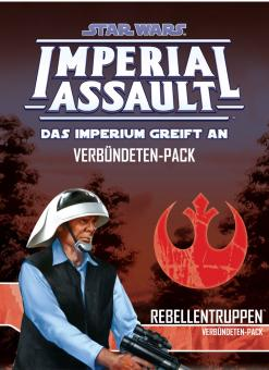 Star Wars: Imperial Assault - Rebellentruppen
