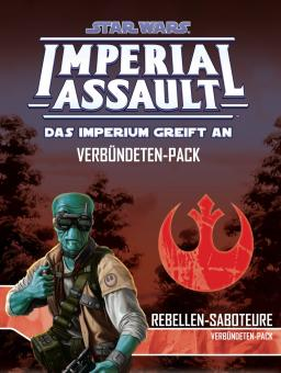 Star Wars: Imperial Assault - RebellenSaboteure