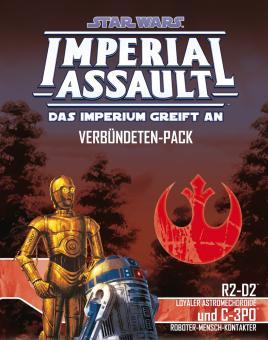 Star Wars: Imperial Assault - R2-D2 und C3-PO