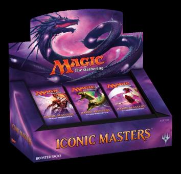 MtG: Iconic Masters (eng)