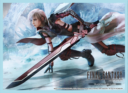 Final Fantasy TCG:  FF XIII Lightning  Art-Sleeves