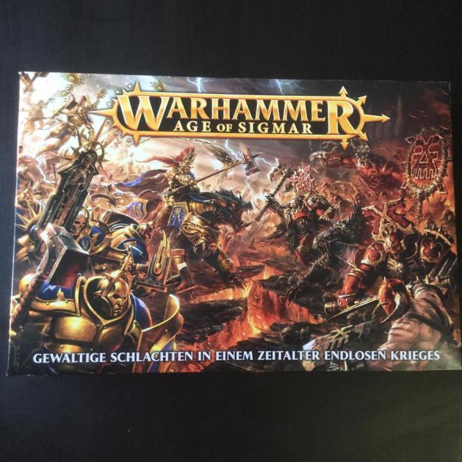 Warhammer - Age of Sigmar dt.