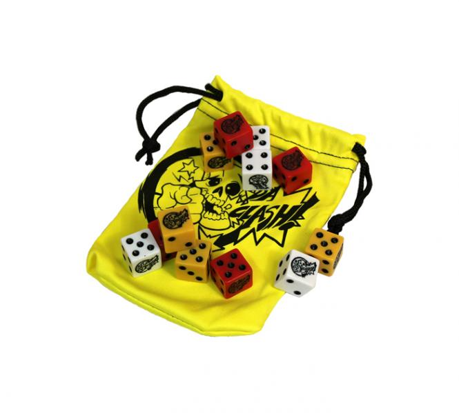 Da Clash! Bag Of Dice