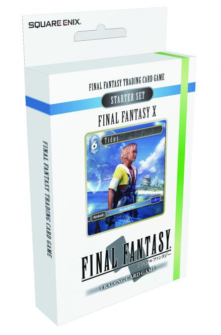 Final Fantasy TCG: Final Fantasy X Starter: Wind & Wasser  dt.