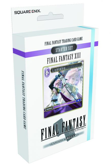Final Fantasy TCG: Final Fantasy XIII Starter: Eis & Blitz  dt.
