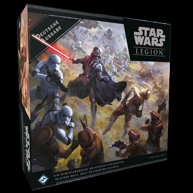 Star Wars: Legion Grundbox