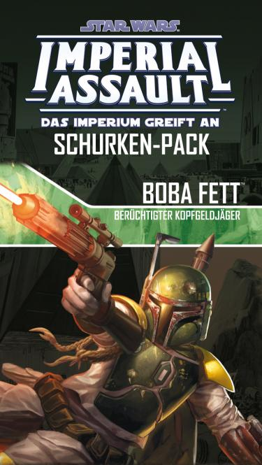 Star Wars: Imperial Assault - Boba Fett