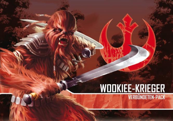 Star Wars: Imperial Assault - Wookiee-Krieger