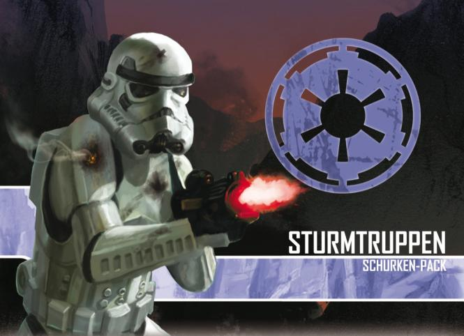 Star Wars: Imperial Assault - Sturmtruppen des Imperiums