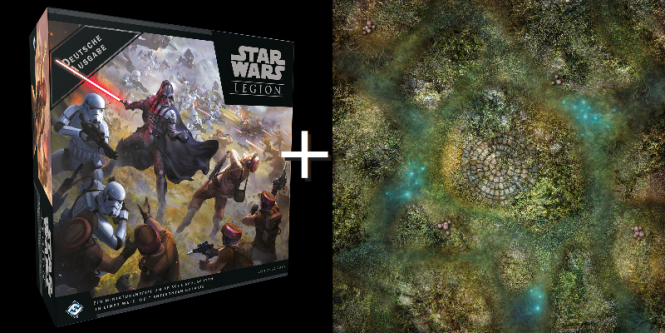 Star Wars: Legion Grundbox DEAL!