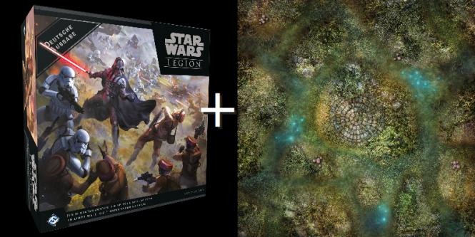 Star Wars: Legion Grundbox DEAL!