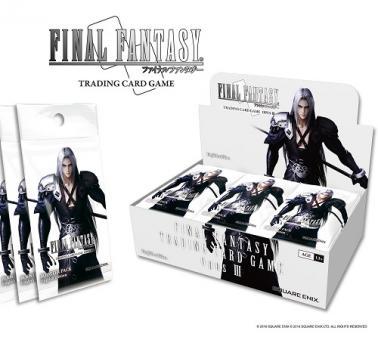 Final Fantasy TCG: OPUS III(Display) dt.