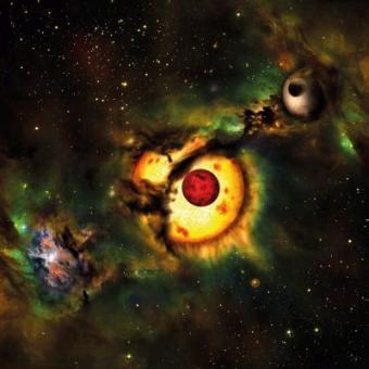 Spacematte Demon Eye
