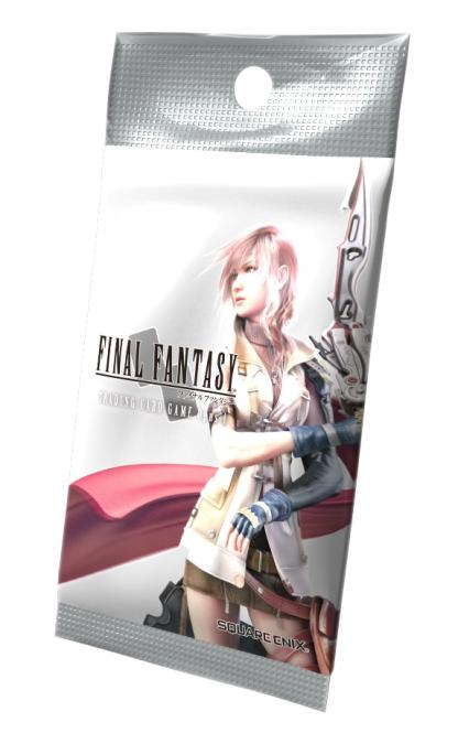 Final Fantasy TCG: Final Fantasy Booster (einzeln) dt.
