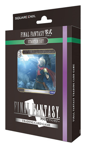 Final Fantasy TCG: Final Fantasy Type-0 Starter: Eis & Blitz  dt.