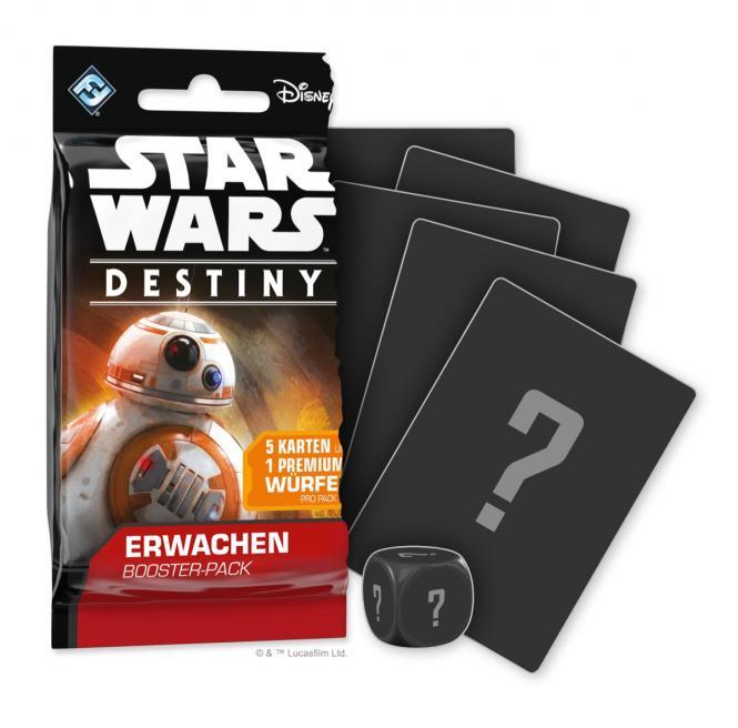 Star Wars: Destiny - Erwachen Einzelbooster DEUTSCH