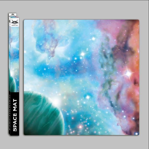 Spacemat Nebula Left
